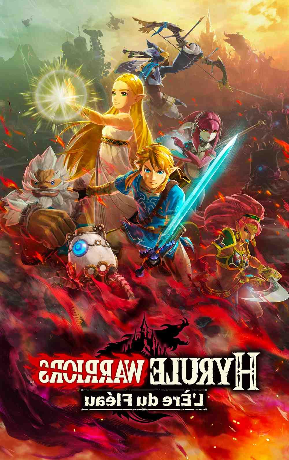 Comment améliorer les armes Zelda Breath of the Wild ?